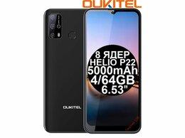 Мобильные телефоны - Новинка 2021 Oukitel C23 Pro Black 5000mAh…, 0