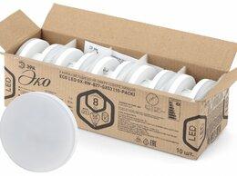 Лампочки - ECO LED GX-8W-827-GX53  (10-PACK) Лампа…, 0