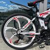 Складной горный велосипед. Литые диски по цене 13499₽ - Велосипеды, фото 4