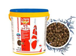 Корма  - Sera Koi Professional Spirulina Color Food 21 л, 0