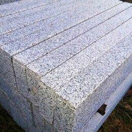 Тротуарная плитка, бордюр - Гранитный бордюр   Покостовский ГП1, 0