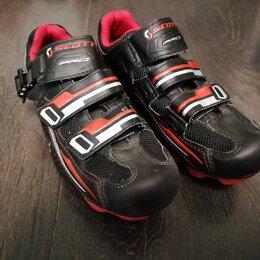 Прочие аксессуары и запчасти - Велосипедные туфли под контакты р.39, 0