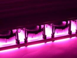 Аксессуары и средства для ухода за растениями - Мощный светодиодный светильник-фитопанель для…, 0