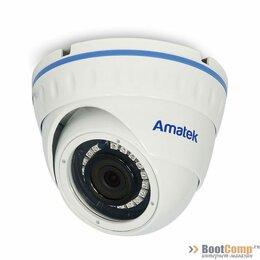 Видеокамеры - Камера Amatek AC-HDV202, 0