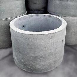 Железобетонные изделия - Кольца колодезные, 0