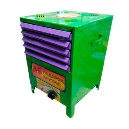 Сушилки для овощей, фруктов, грибов - Сушилка электрическая «Сухофрукт» с вентилятором Г02, 0