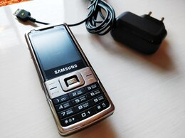 Мобильные телефоны - Samsung SGH-L700 Ultra Metal 3G, РосТест, отл, 0