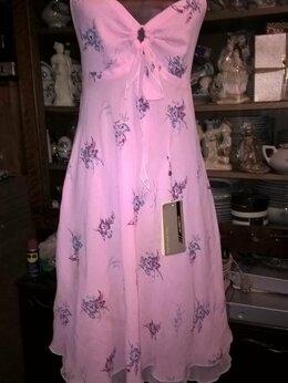 Платья - сарафаны шелк личная модельная коллекция, 0