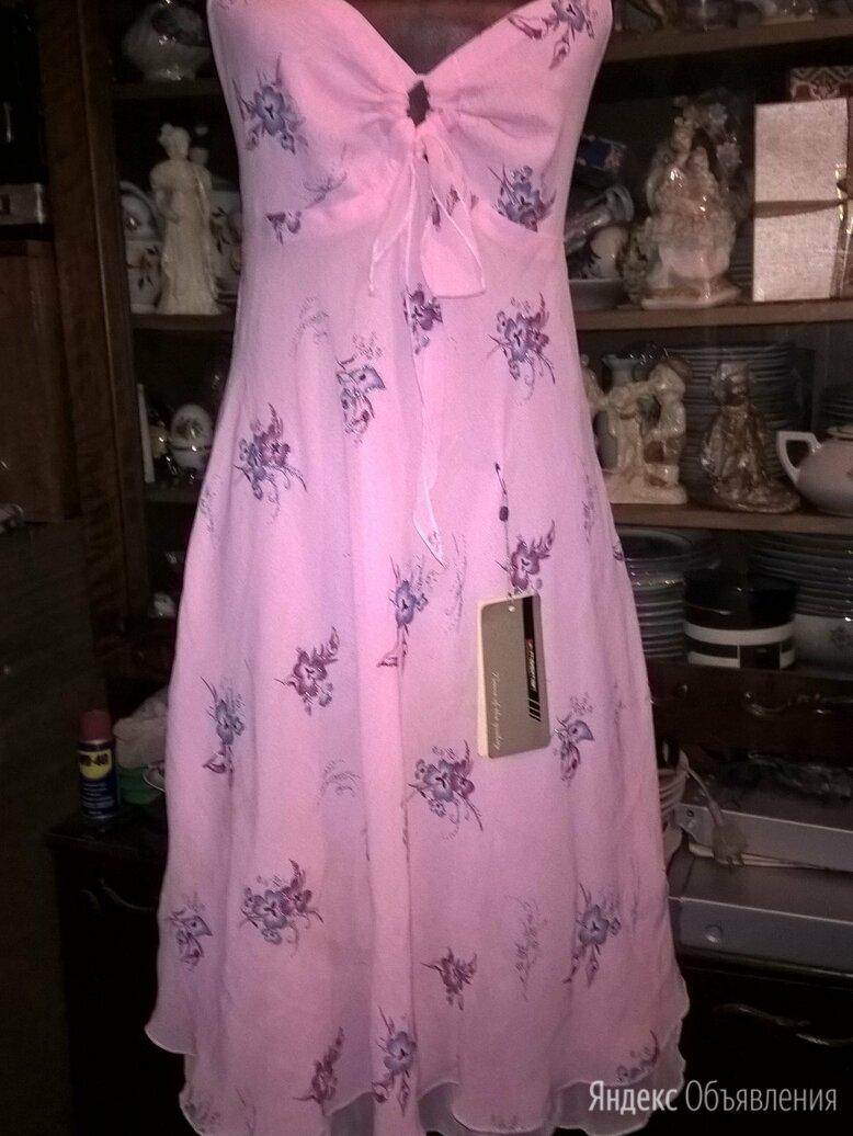 сарафаны шелк личная модельная коллекция по цене 4900₽ - Платья, фото 0