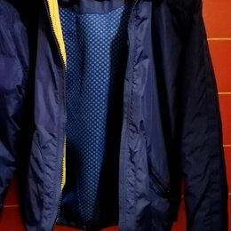 Куртки - Мужская утепленная куртка р.XL, 0