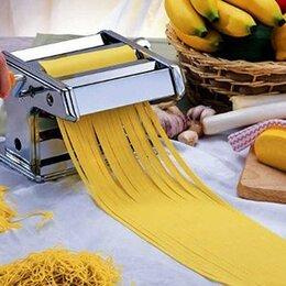 Пельменницы, машинки для пасты и равиоли - Машинка для изготовления домашней лапши, пасты и тестораскатка Zeidan Z-1167 3в1, 0