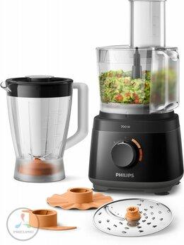 Кухонные комбайны и измельчители - Кухонный комбайн Philips HR 7320/10, 0