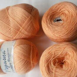 Рукоделие, поделки и сопутствующие товары - Пряжа Кроссбред Бразилии Пехорка цвет Манго 400 гр, 0