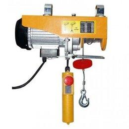 Грузоподъемное оборудование - Электрическая таль 250/500 12/6, 0