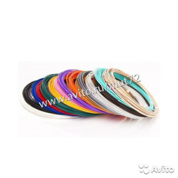 Картриджи - Пластик для 3D-ручек PLA, 15 цветов, 0