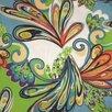 Свободные летние брюки яркой расцветки, р.46-48 по цене 400₽ - Брюки, фото 5