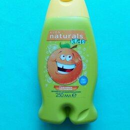 Средства для купания - Детский гель для душа/пена для ванн Оранжевое настроение 250мл Avon naturals, 0