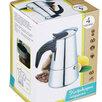 Кофеварка гейзерная , 400мл, нерж.сталь, нейлоновая ручка по цене 625₽ - Кофеварки и кофемашины, фото 3