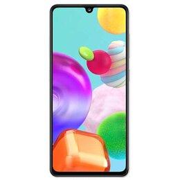 Мобильные телефоны - Samsung Galaxy A41 4/64 Черный (Black), 0