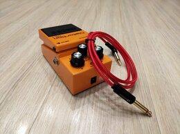 Процессоры и педали эффектов - BOSS Distortion DS-1 +Гитарный кабель…, 0