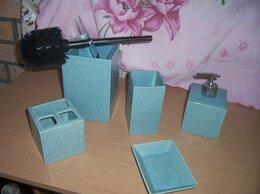 Мыльницы, стаканы и дозаторы -  набор для ванны и туалета Tiffany, 0