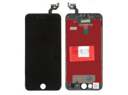 Дисплеи и тачскрины - Дисплеи для Iphone 6S Plus, черный, белый(ААА+), 0