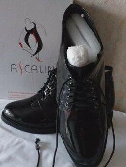 Ботинки - Ботинки классика Ascalini, 0