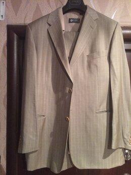 Костюмы - Летний мужской костюм Van Gils (р-р 52-54), 0