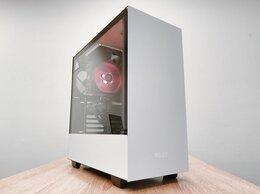 Настольные компьютеры - Игровой компьютер Ryzen 5 5600X и видеокарты…, 0