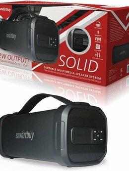 Портативная акустика - Акустическая система Smartbuy SOLID, 12Вт,…, 0