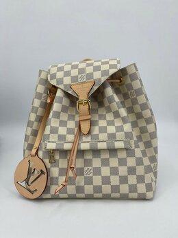 Рюкзаки - Рюкзак Louis Vuitton белый кожа женский/мужской…, 0