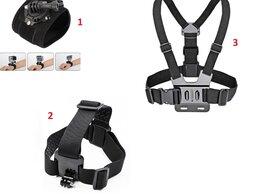 Аксессуары для экшн-камер - Крепление на руку голову грудь для gopro Sjcam…, 0