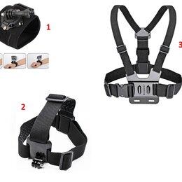 Аксессуары для экшн-камер - Крепление на руку голову грудь для gopro Sjcam Sony, 0