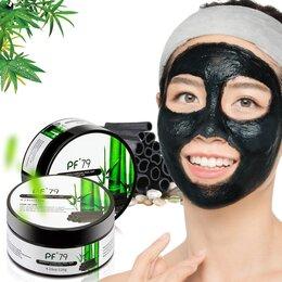 Маски - Угольная маска для лица. 120 гр, 0