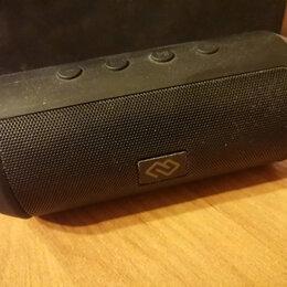 Портативная акустика - Портативная Bluetooth-колонка Digma S-15, 0