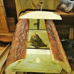 Клетки и домики - Домики для птиц , 0