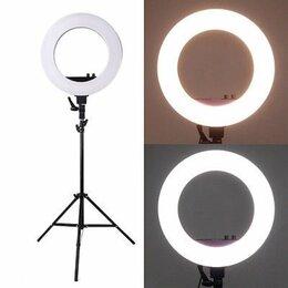 Осветительное оборудование - LED GRIFON SMD 50 W Кольцевой осветитель c зеркалом, 0
