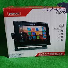 Эхолоты и комплектующие - Картплоттер Simrad Go7 с датчиком HDI, 0