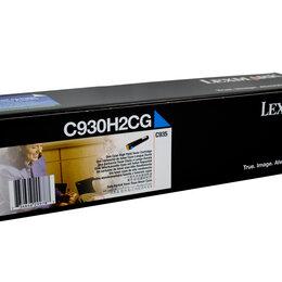 Картриджи - Картридж Lexmark C930H2CG, 0