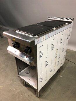 Промышленные плиты - Плита электрическая MBM E2A8 (новая, 2 комфорки,…, 0