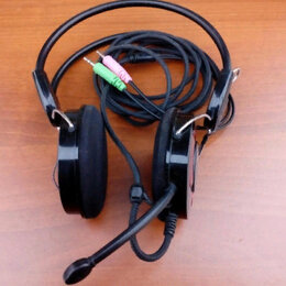 Наушники и Bluetooth-гарнитуры - Sven AP-540 наушники накладные закрытые, 0