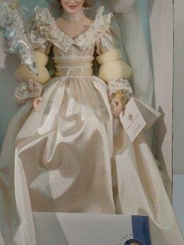 Куклы и пупсы - Кукла Принцесса Диана невеста в коробке 1999 год, 0
