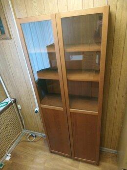 Шкафы для документов - Шкаф. Библиотека для кабинета. Шпон, 0