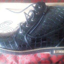 Ботинки - Ботинки  38 р-р, 0