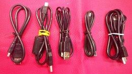 Кабели и разъемы - Кабели Mini USB черные (5 шт.), 0