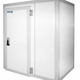Холодильные шкафы - Камера холодильная КХН-11,02 (1960х3160х2200 мм, стенка 80 мм), Полаир, 0