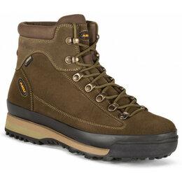 Аксессуары - Зимние ботинки AKU Winter Slope Plus GTX, Olive, 0