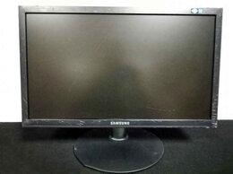 """Мониторы - Монитор с дефектом ЖК 20"""" 16:9 Samsung E2020N черн, 0"""