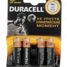 Батарейки - Батарейка AA Duracell Basic LR6 MN1500 12BL /18/ (цена за шт.), 0