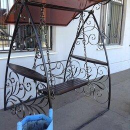Дизайн, изготовление и реставрация товаров - Садовые качели на заказ, 0